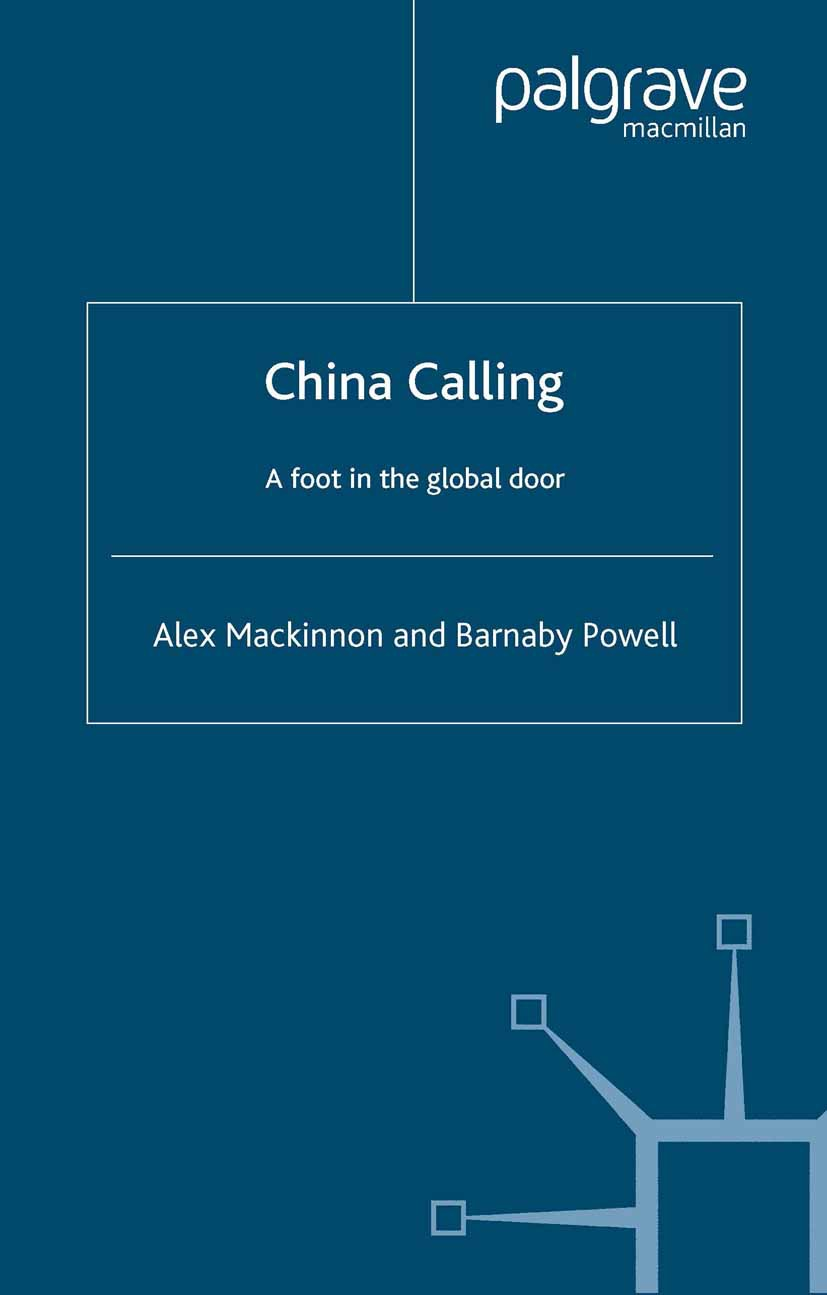 Mackinnon, Alex - China Calling, ebook