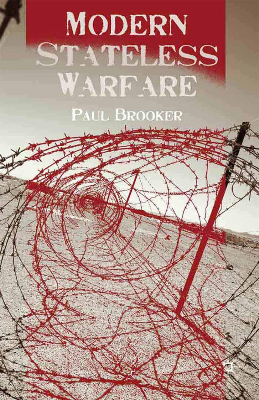 Brooker, Paul - Modern Stateless Warfare, ebook