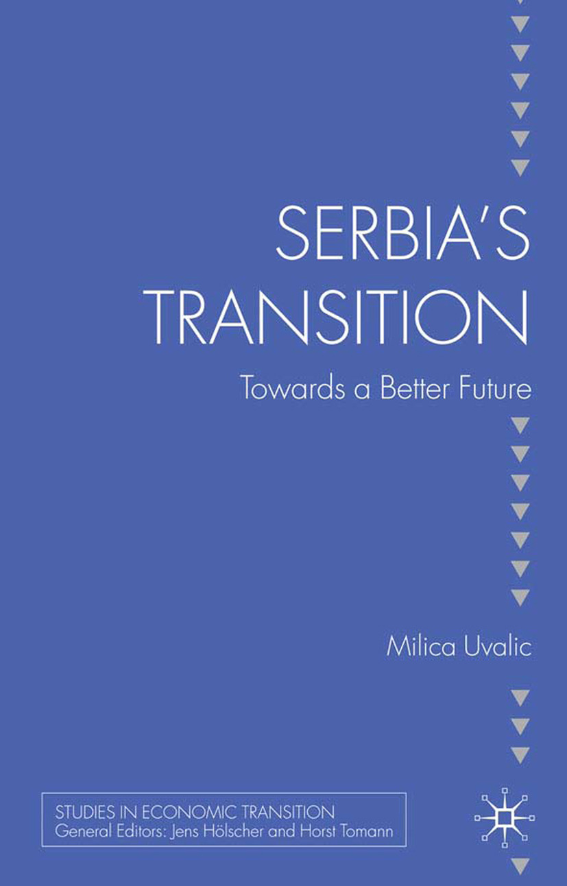 Uvalic, Milica - Serbia's Transition, ebook
