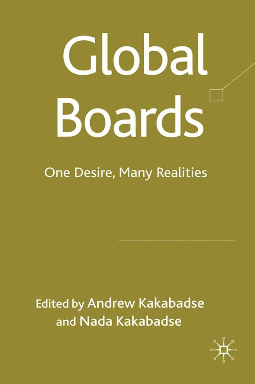 Kakabadse, Andrew - Global Boards, ebook