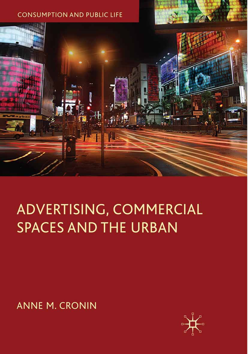 Cronin, Anne M. - Advertising, Commercial Spaces and the Urban, ebook