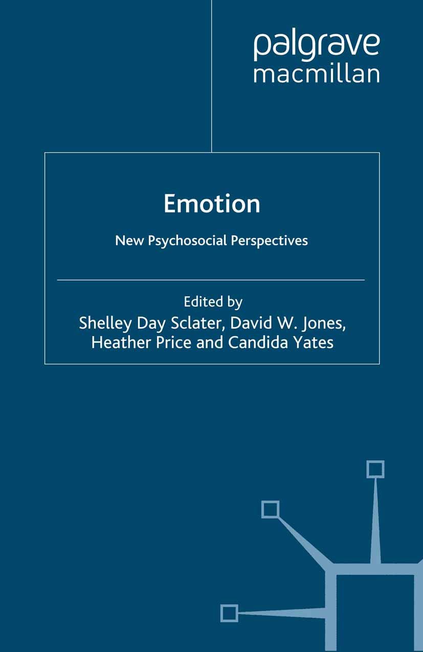 Jones, David W. - Emotion, ebook