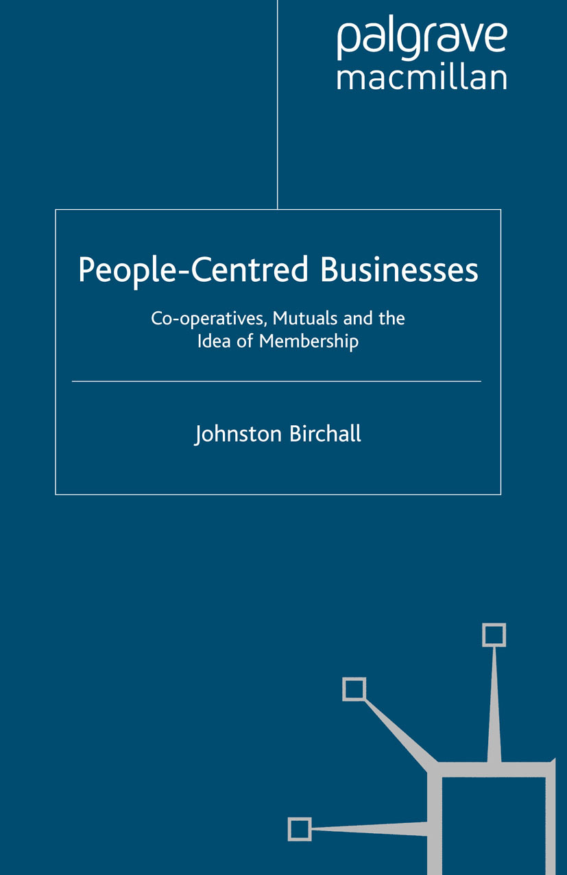 Birchall, Johnston - People-Centred Businesses, ebook