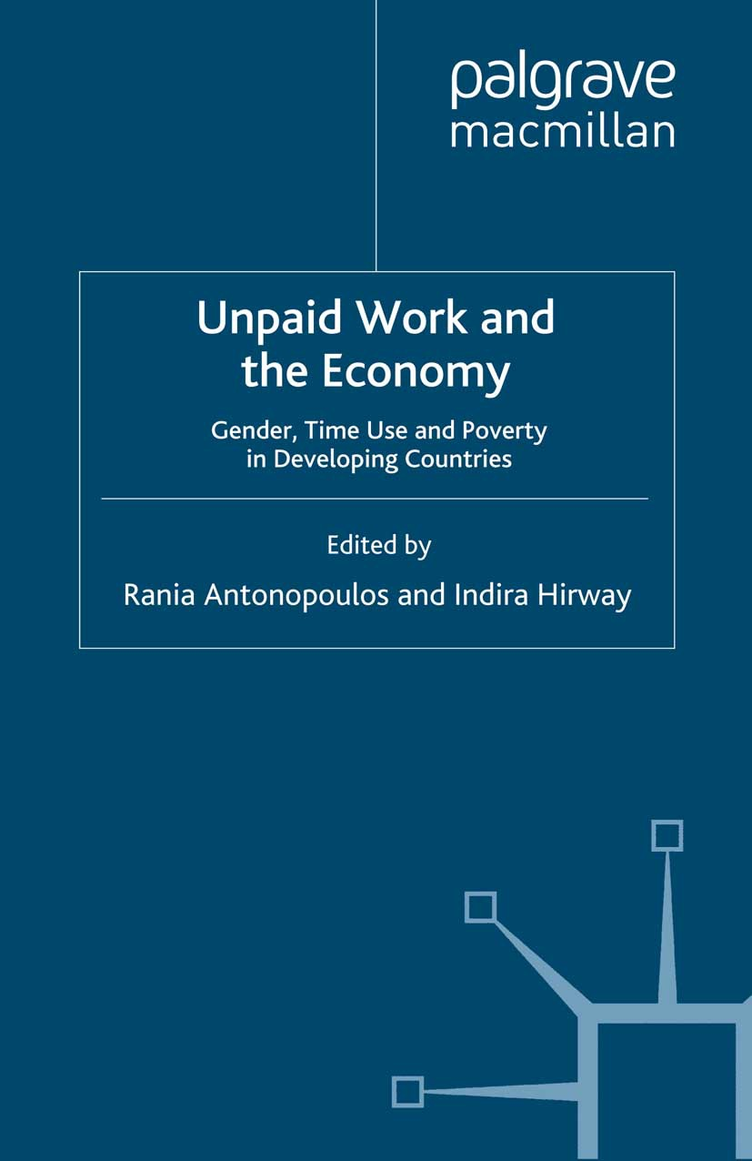 Antonopoulos, Rania - Unpaid Work and the Economy, ebook