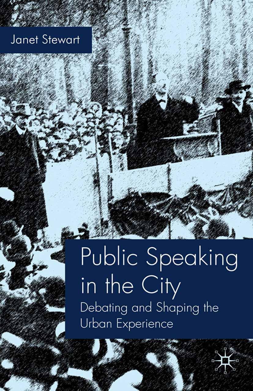 Stewart, Janet - Public Speaking in the City, ebook