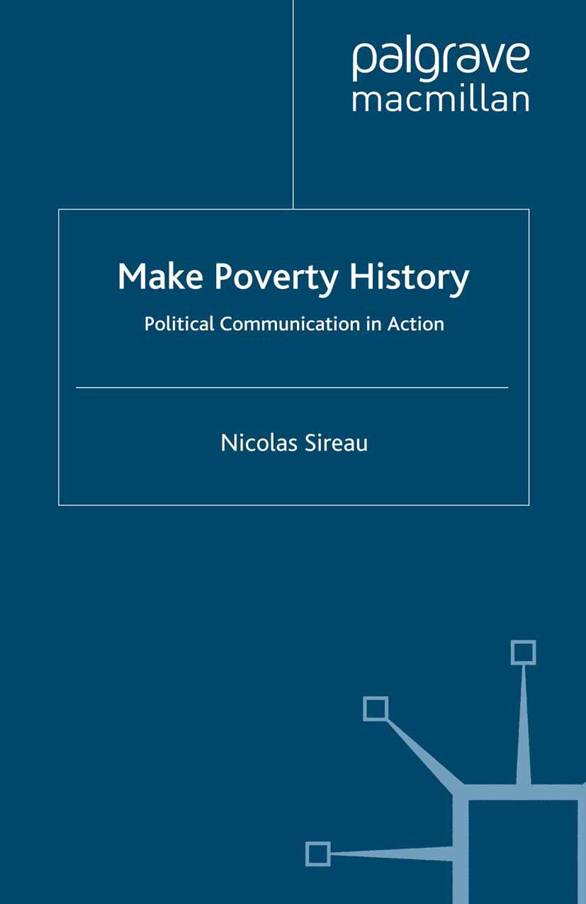 Sireau, Nicolas - Make Poverty History, ebook