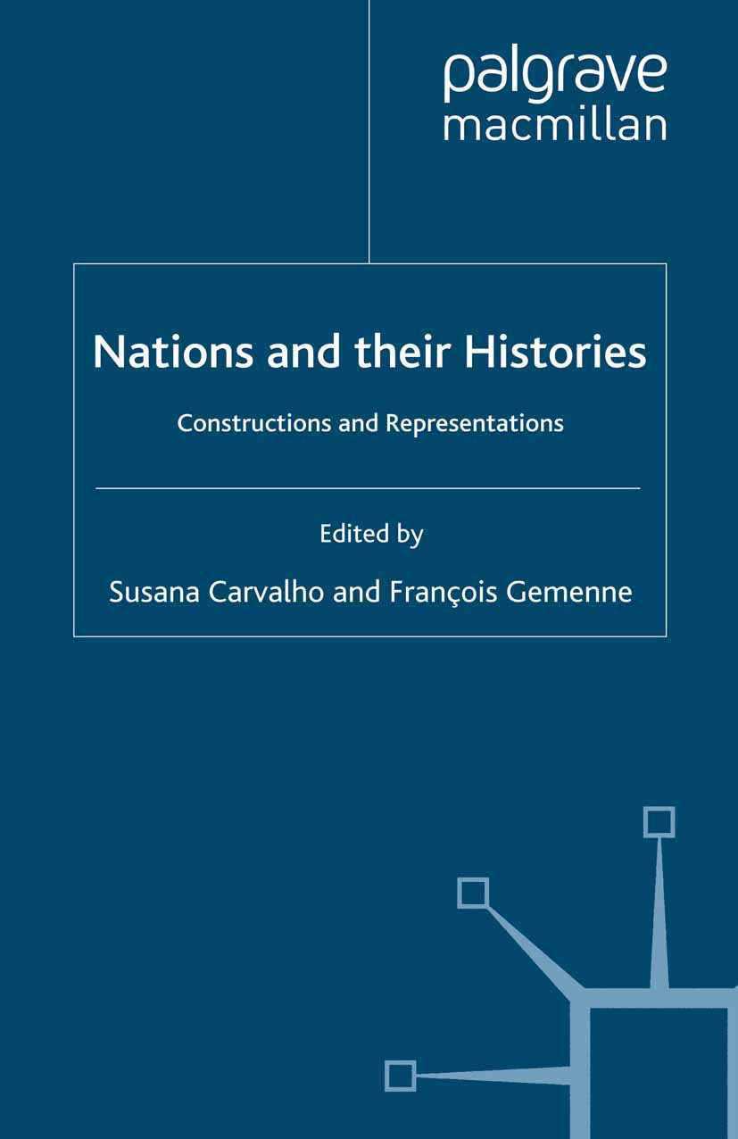 Carvalho, Susana - Nations and their Histories, ebook