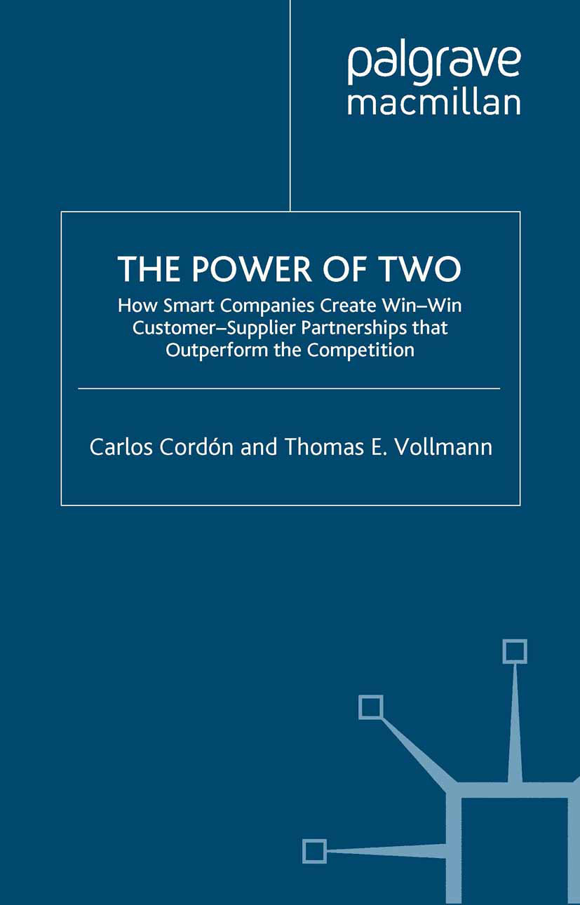 Cordón, Carlos - The Power of Two, ebook