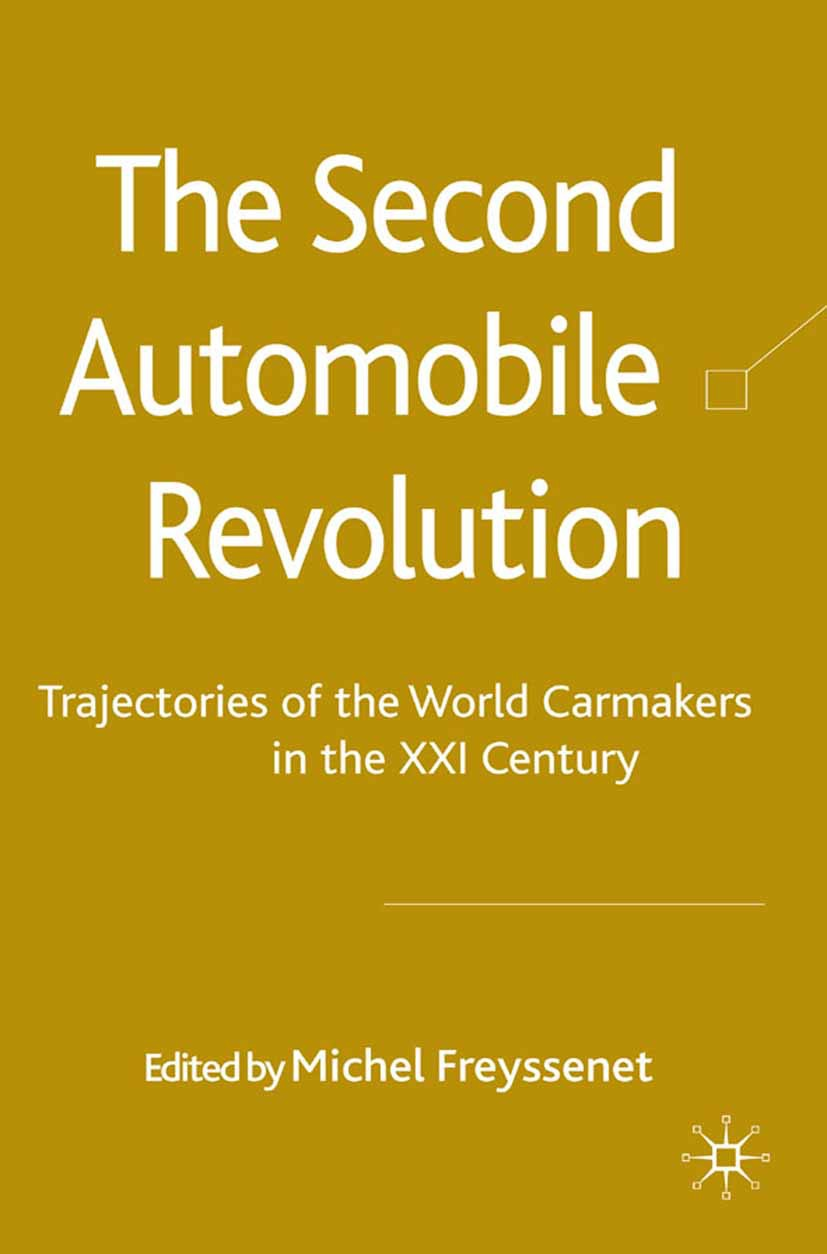 Freyssenet, Michel - The Second Automobile Revolution, ebook