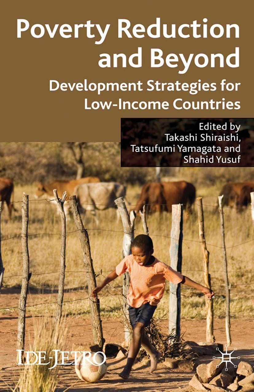 Shiraishi, Takashi - Poverty Reduction and Beyond, ebook