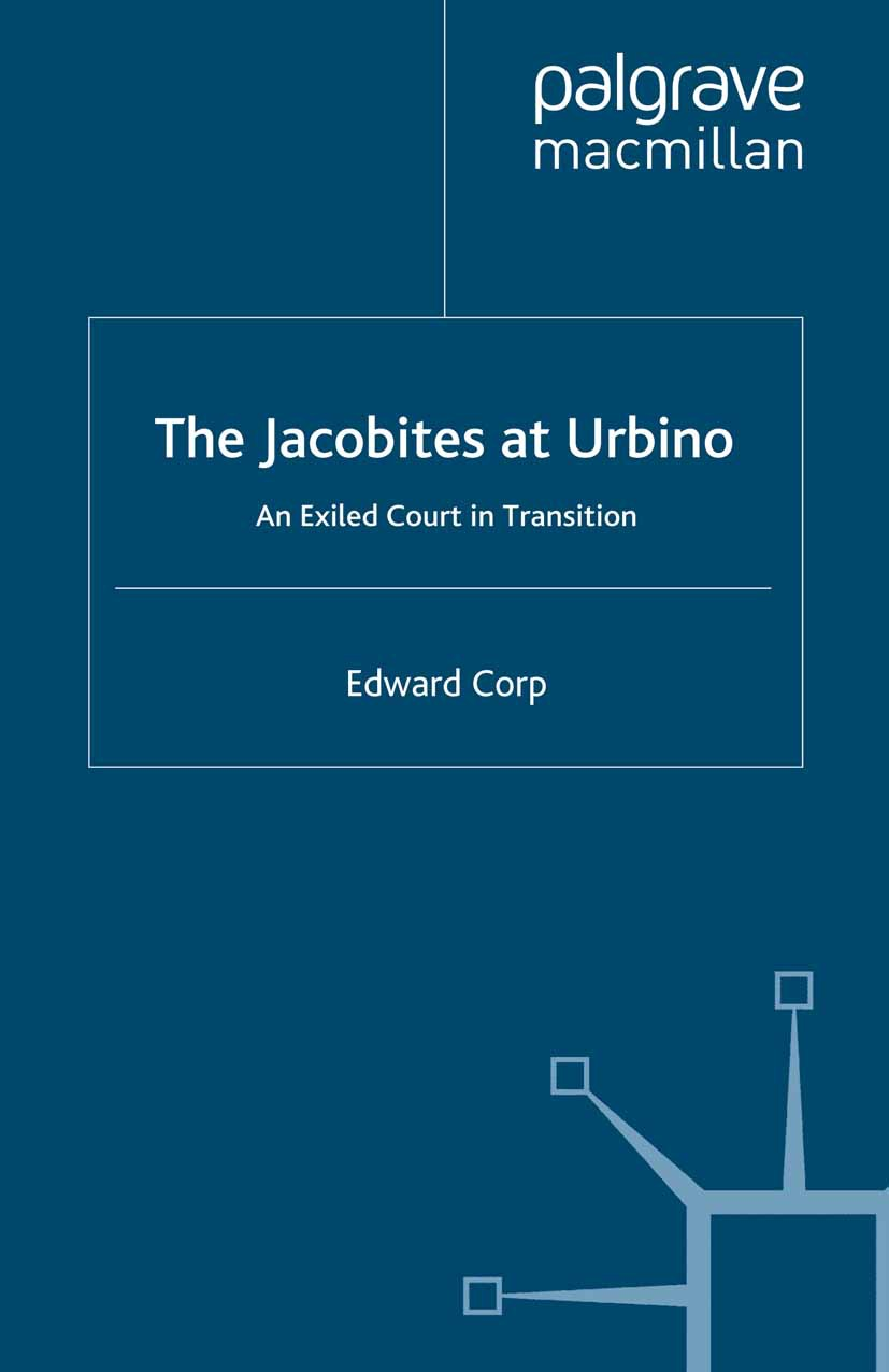 Corp, Edward - The Jacobites at Urbino, ebook