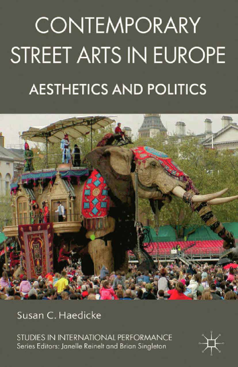 Haedicke, Susan C. - Contemporary Street Arts in Europe, ebook