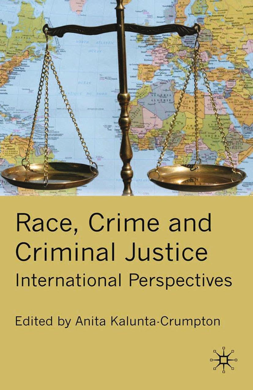 Kalunta-Crumpton, Anita - Race, Crime and Criminal Justice, ebook
