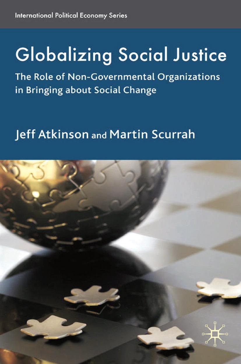 Atkinson, Jeffrey - Globalizing Social Justice, ebook