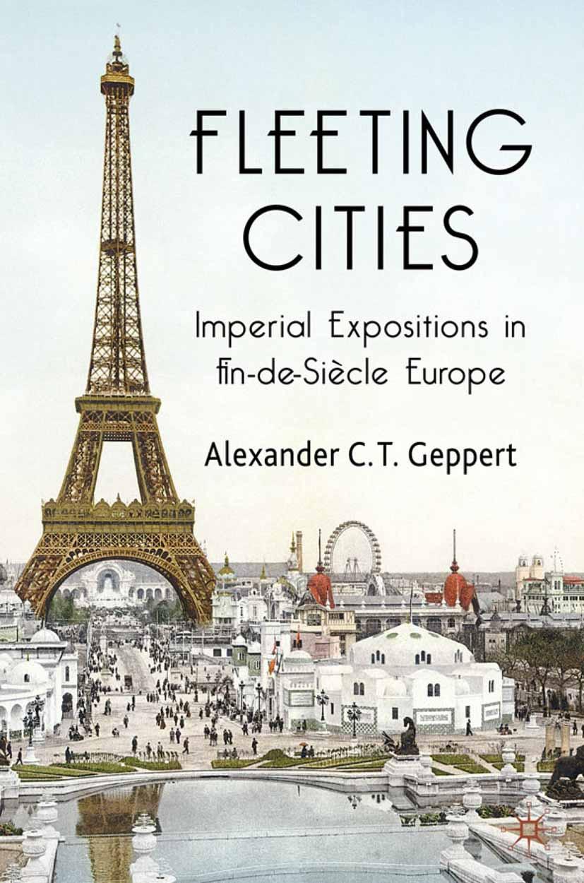 Geppert, Alexander C. T. - Fleeting Cities, ebook