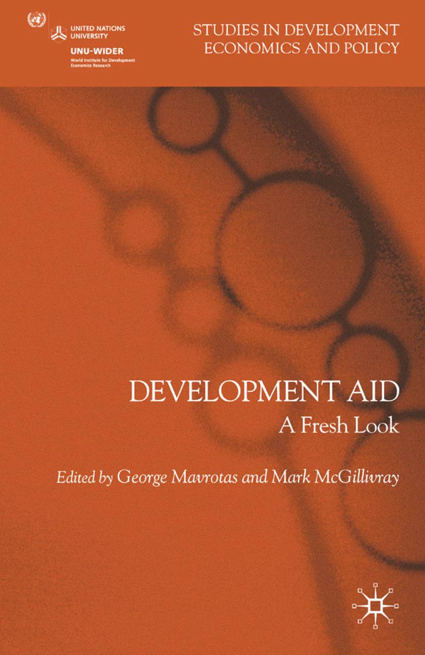 Mavrotas, George - Development Aid, ebook