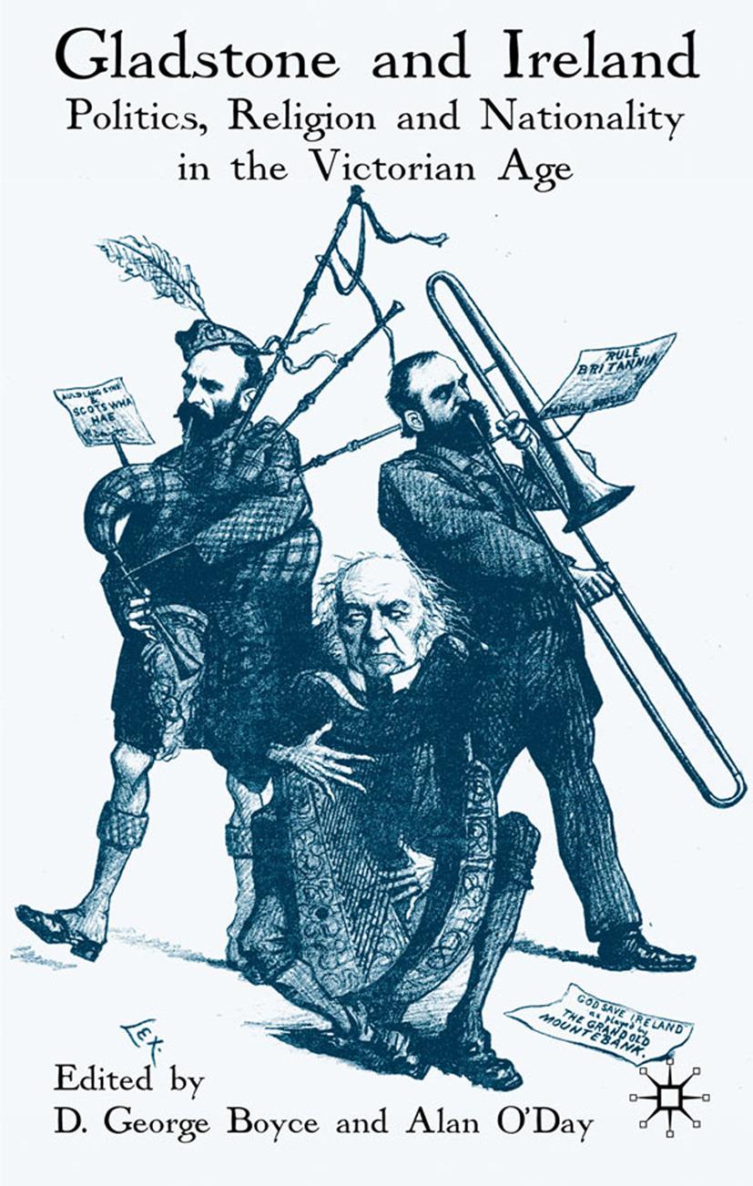 Boyce, D. George - Gladstone and Ireland, ebook