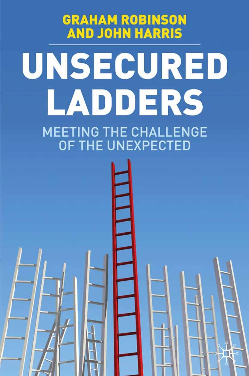 Harris, John - Unsecured Ladders, ebook