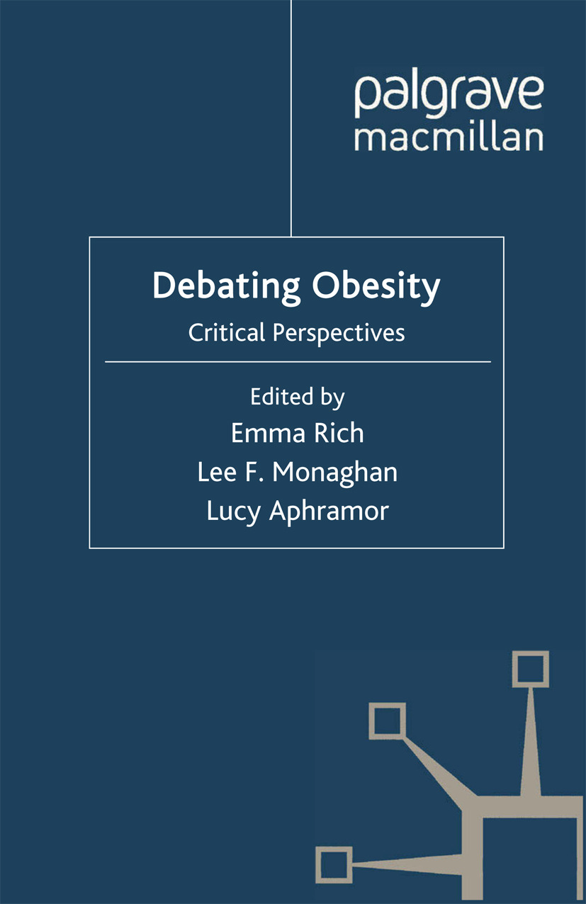 Aphramor, Lucy - Debating Obesity, ebook