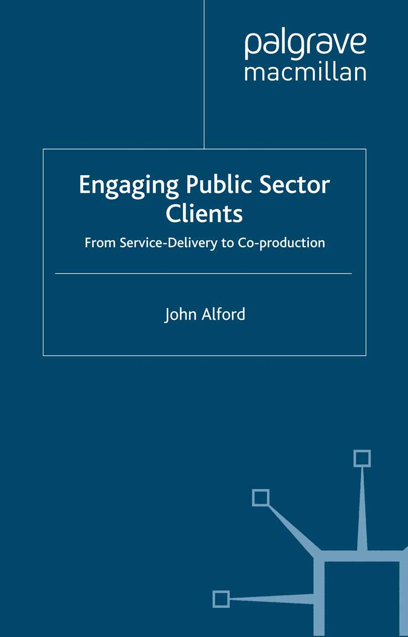 Alford, John - Engaging Public Sector Clients, ebook