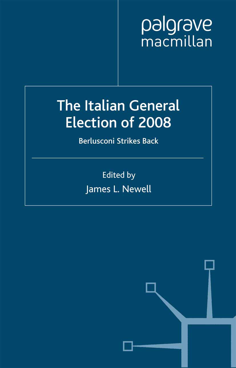 Newell, James L. - The Italian General Election of 2008, ebook