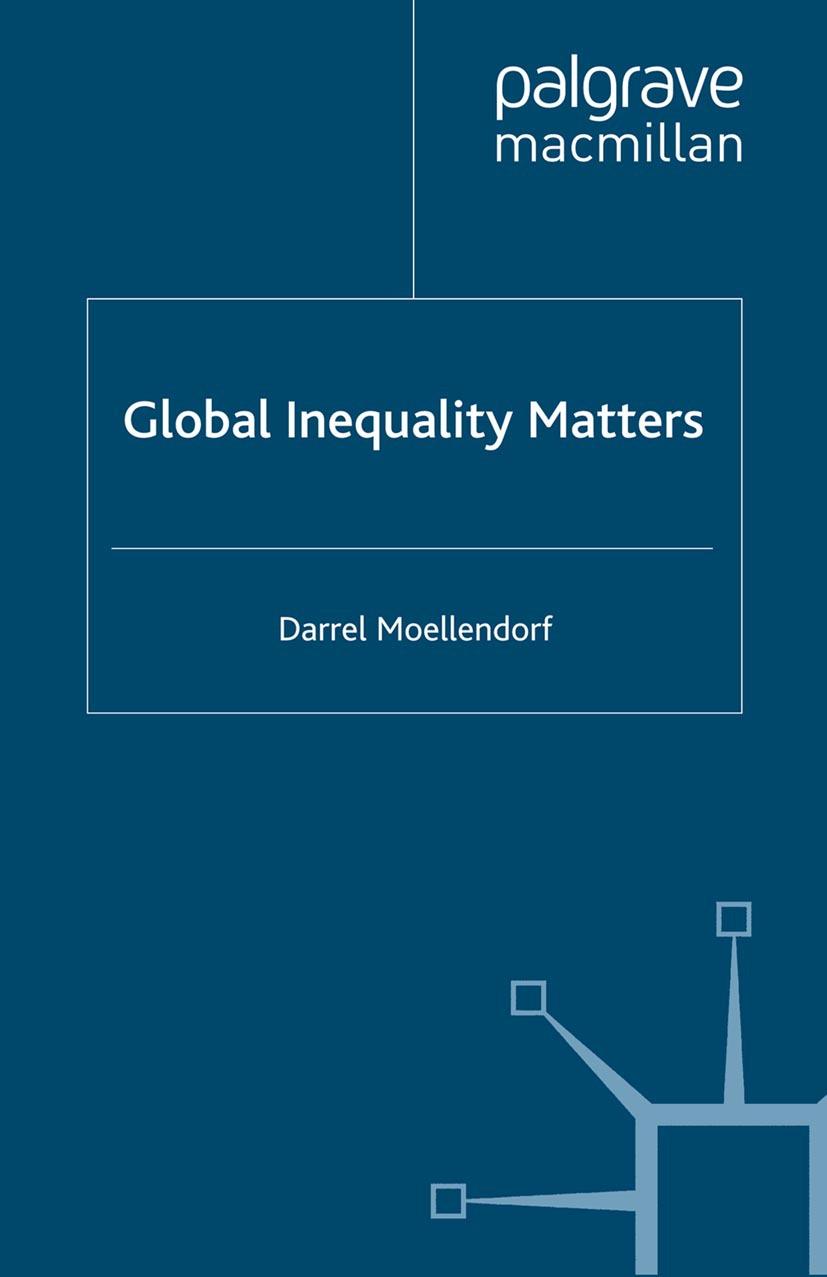 Moellendorf, Darrel - Global Inequality Matters, ebook