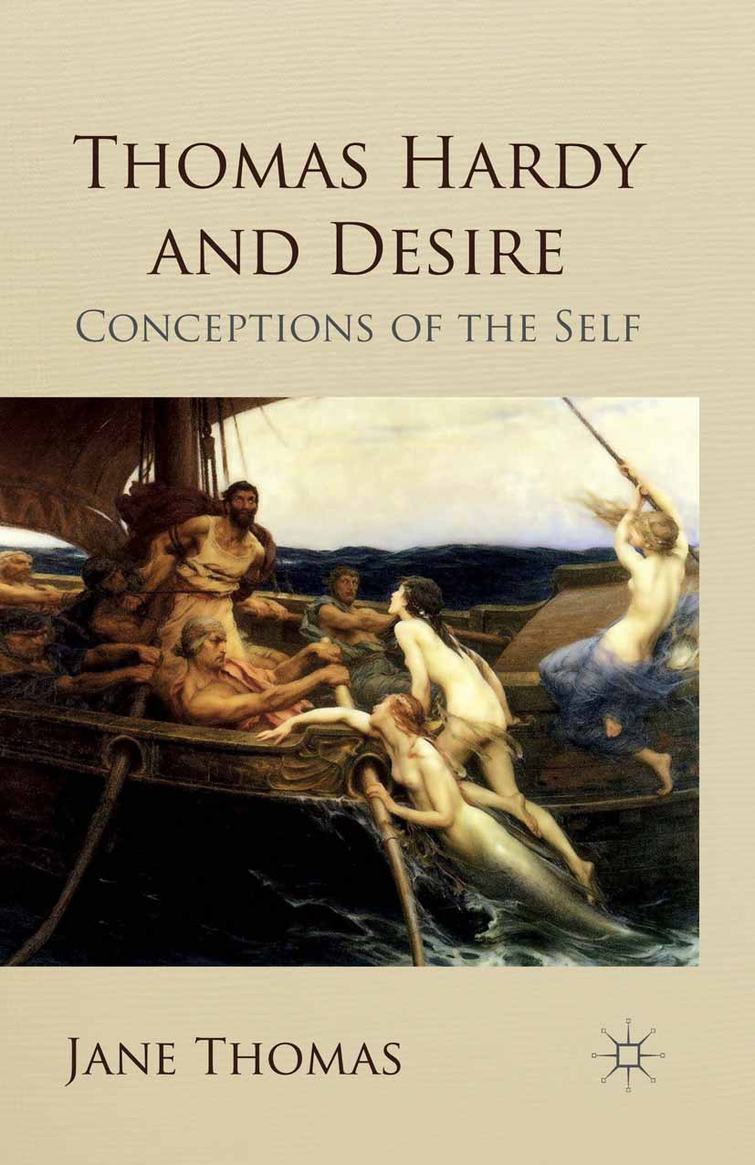 Thomas, Jane - Thomas Hardy and Desire, ebook
