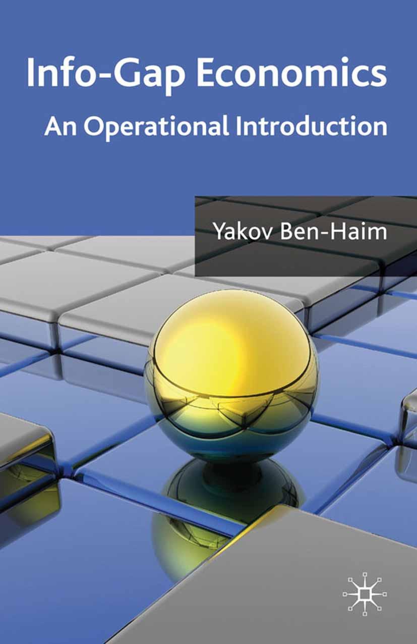 Ben-Haim, Yakov - Info-Gap Economics, ebook