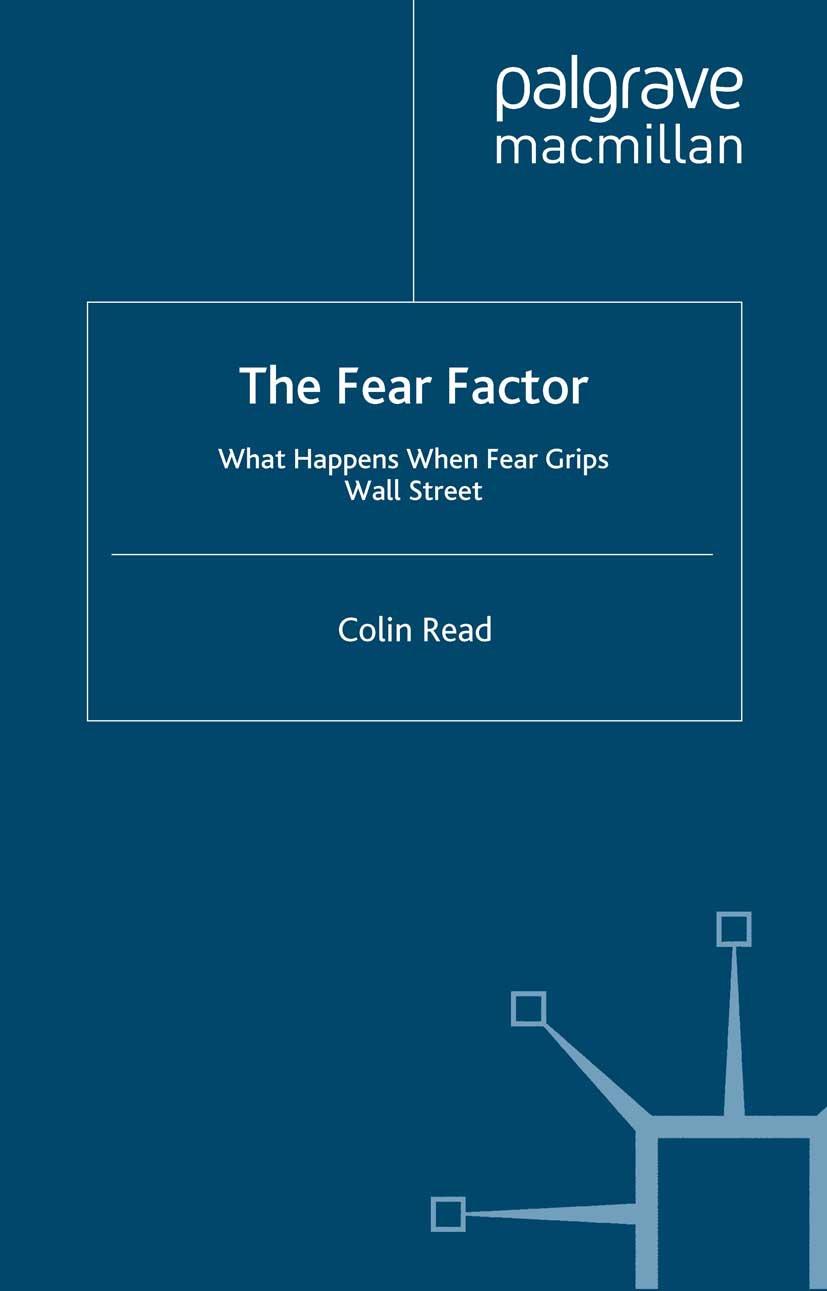 Read, Colin - The Fear Factor, ebook