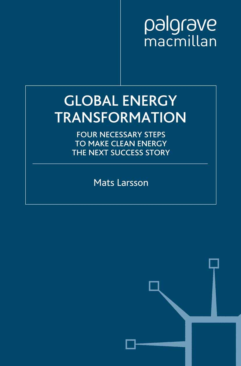 Larsson, Mats - Global Energy Transformation, ebook