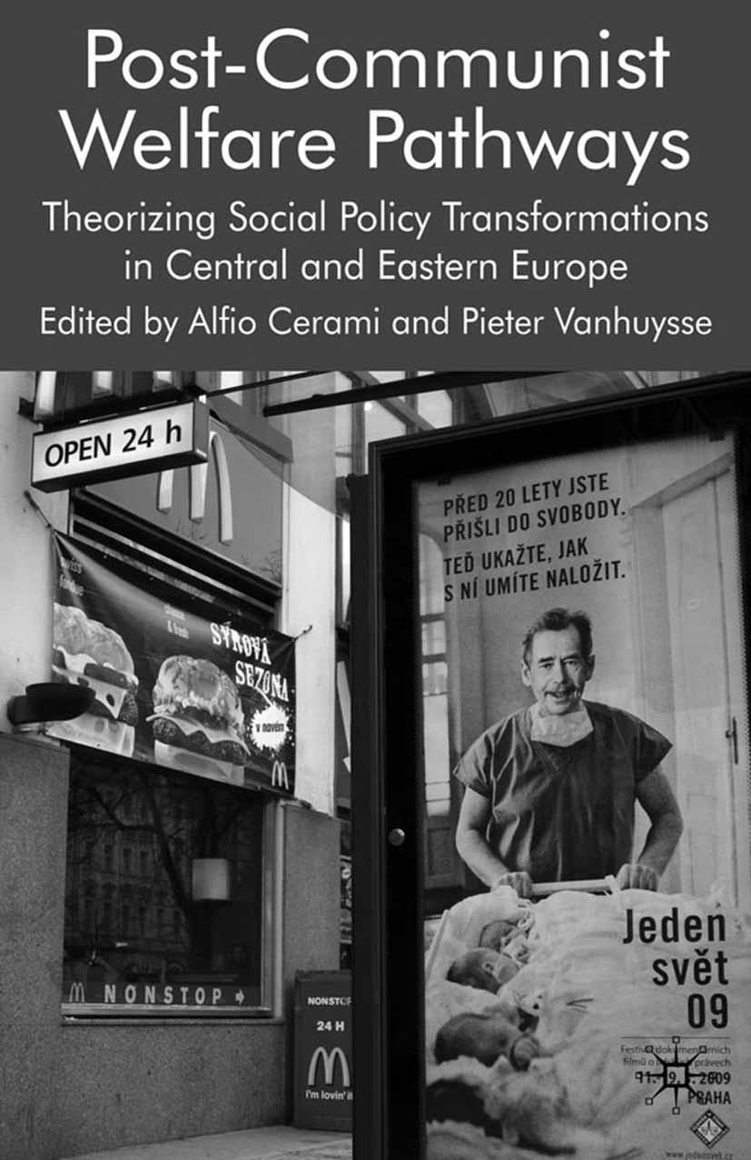 Cerami, Alfio - Post-Communist Welfare Pathways, ebook