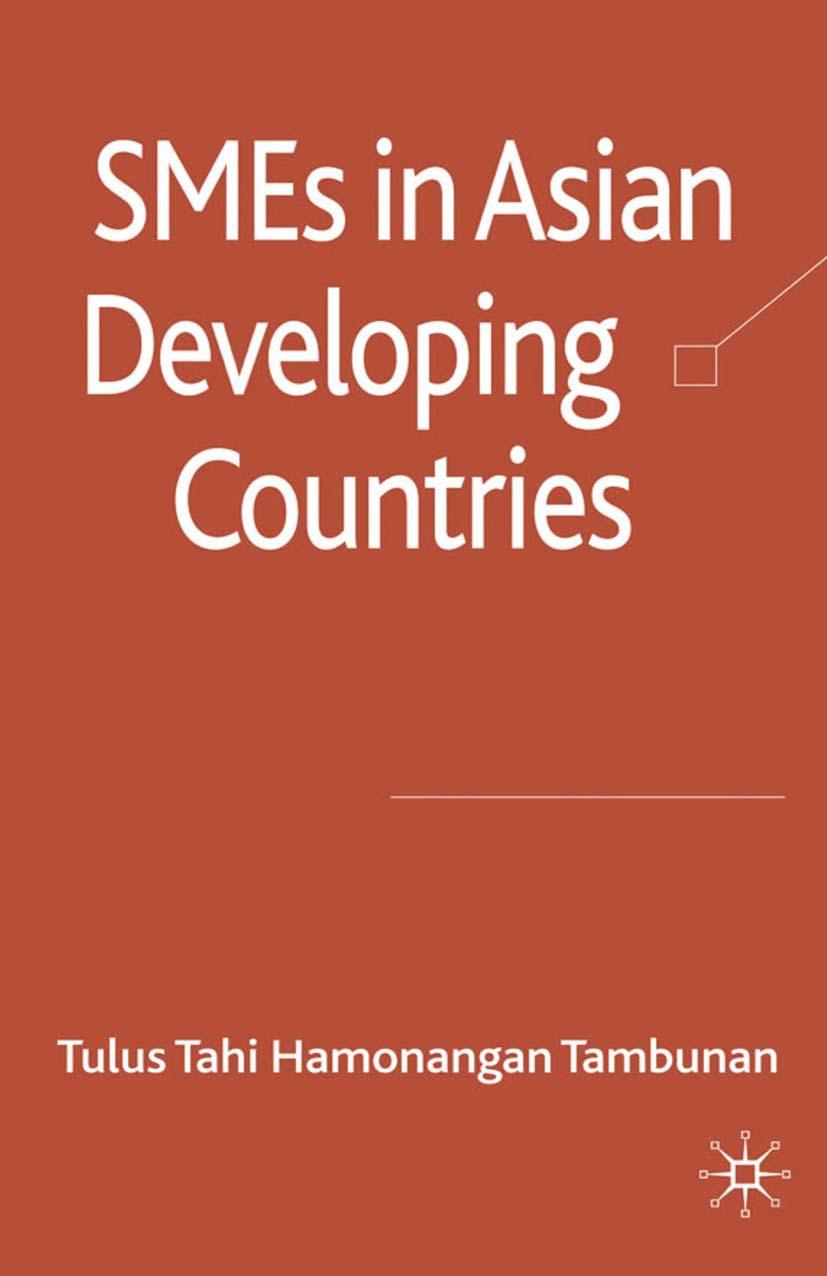 Tambunan, Tulus Tahi Hamonangan - SMEs in Asian Developing Countries, ebook