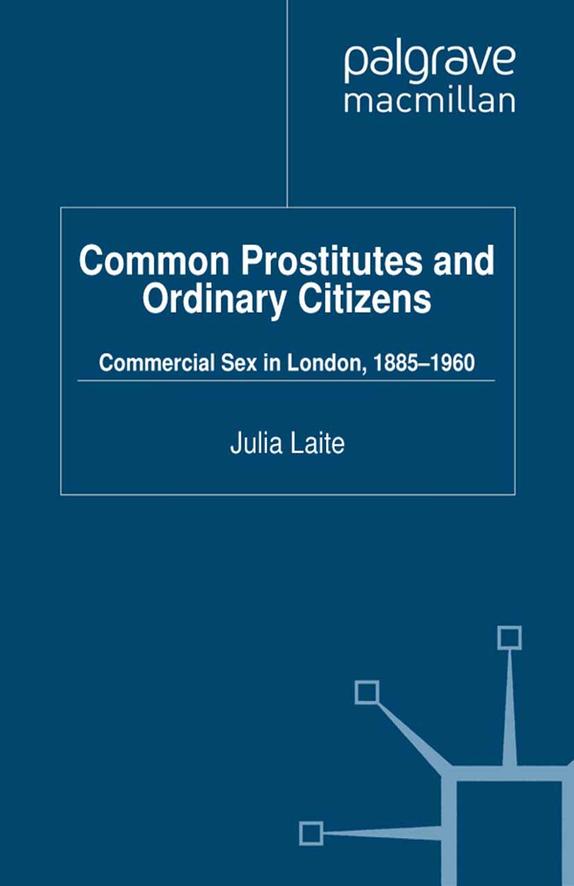 Laite, Julia - Common Prostitutes and Ordinary Citizens, e-kirja