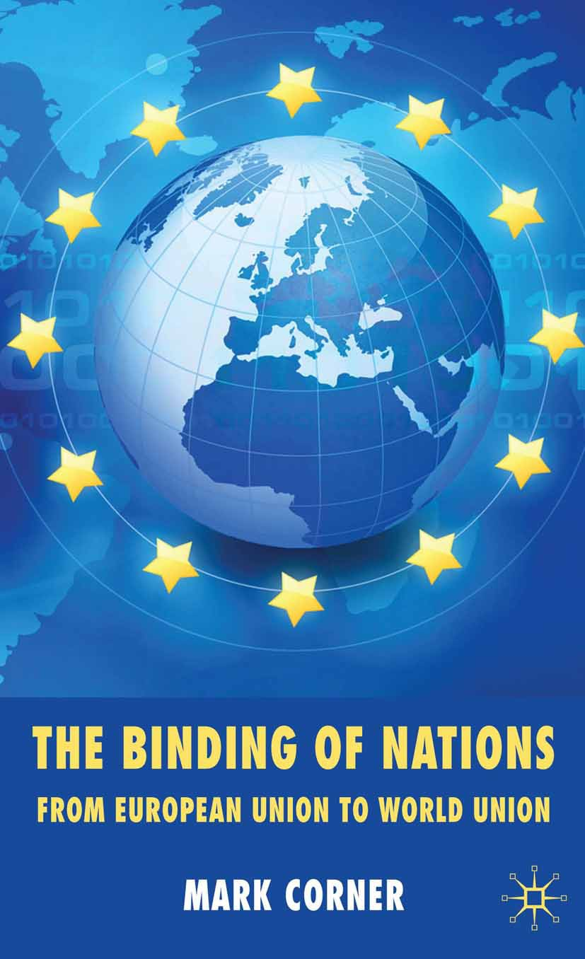 Corner, Mark - The Binding of Nations, ebook