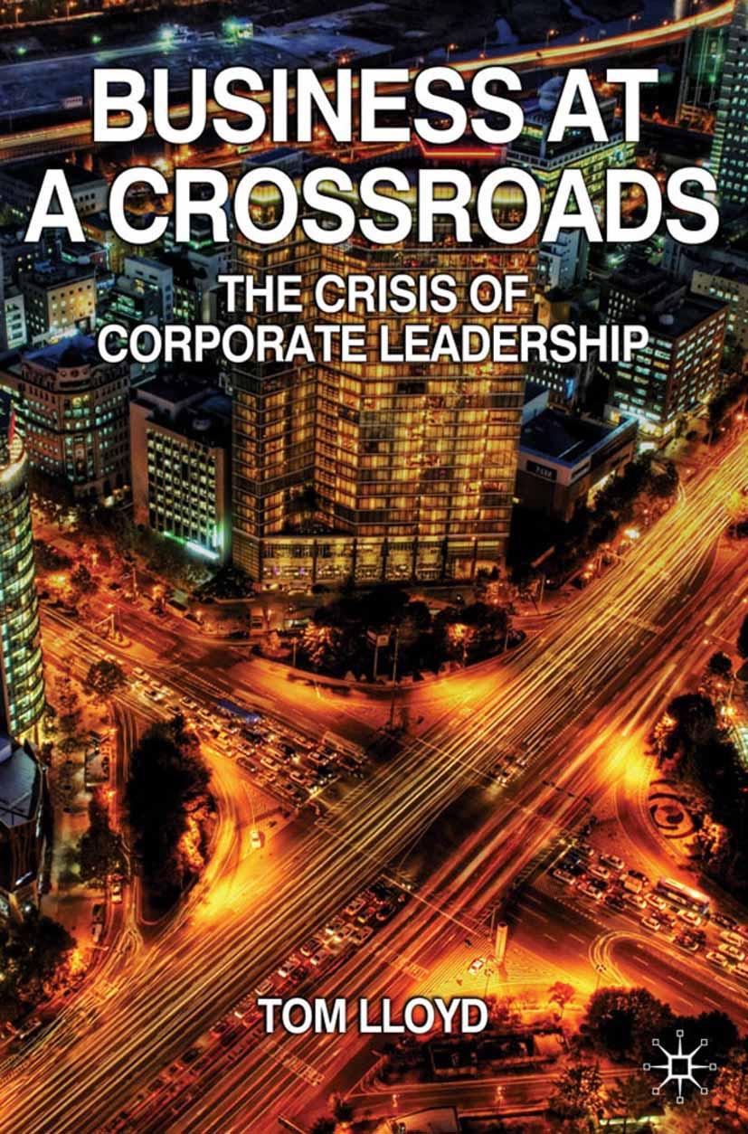 Lloyd, Tom - Business at a Crossroads, ebook
