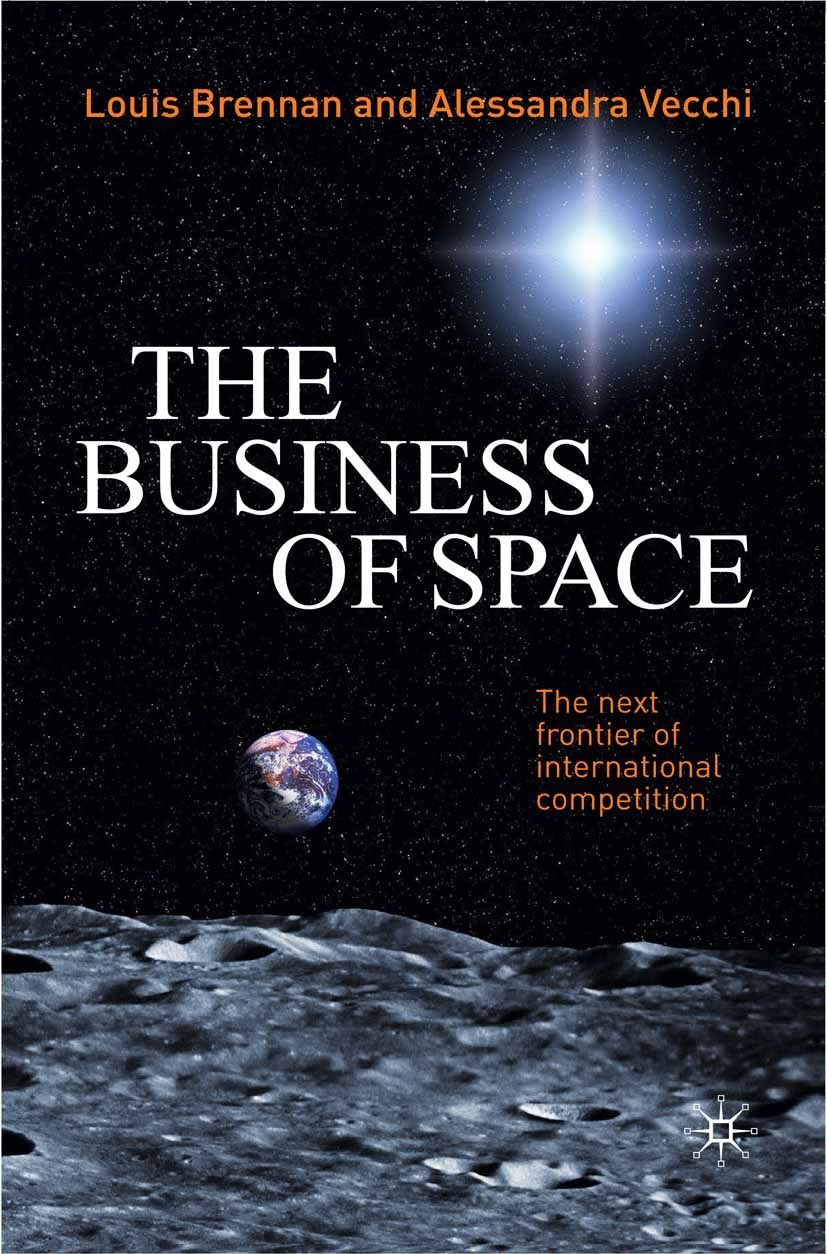 Brennan, Louis - The business of space, ebook