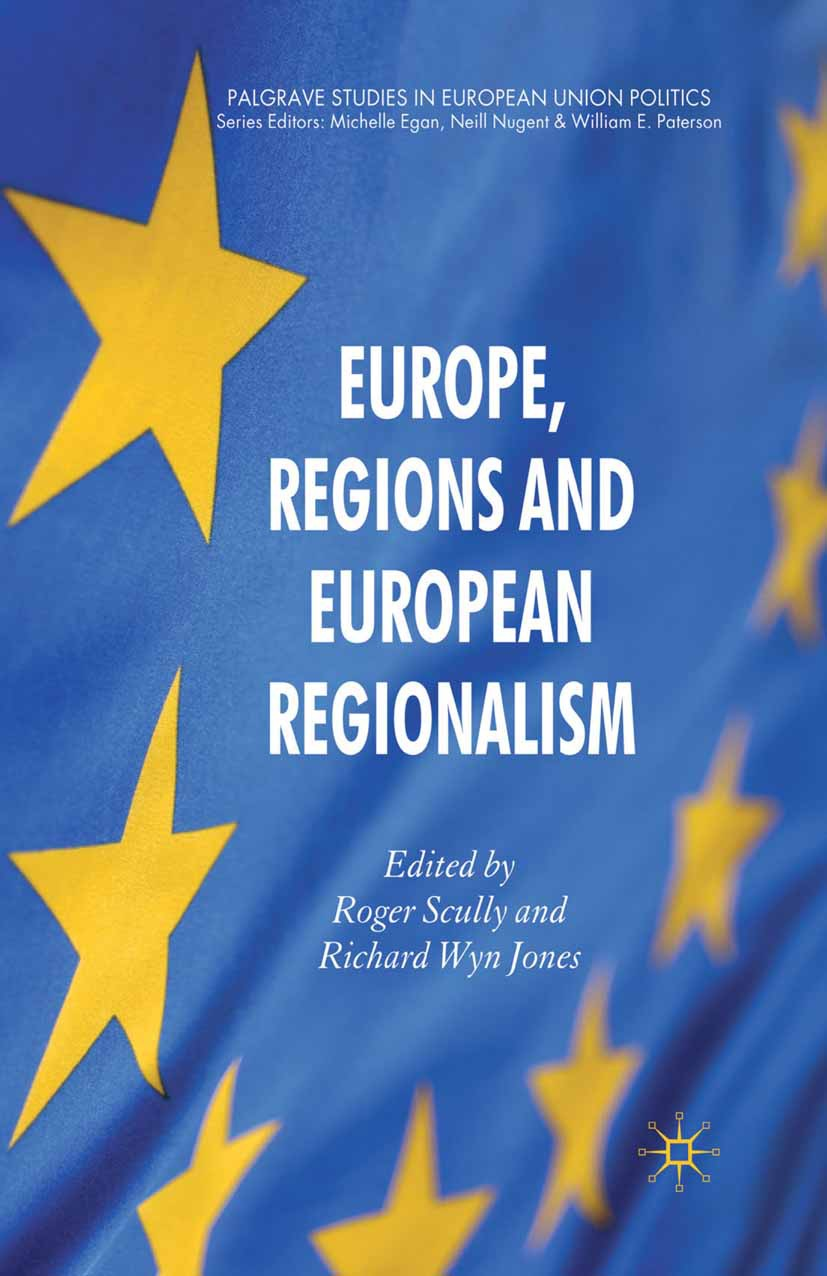 Jones, Richard Wyn - Europe, Regions and European Regionalism, ebook