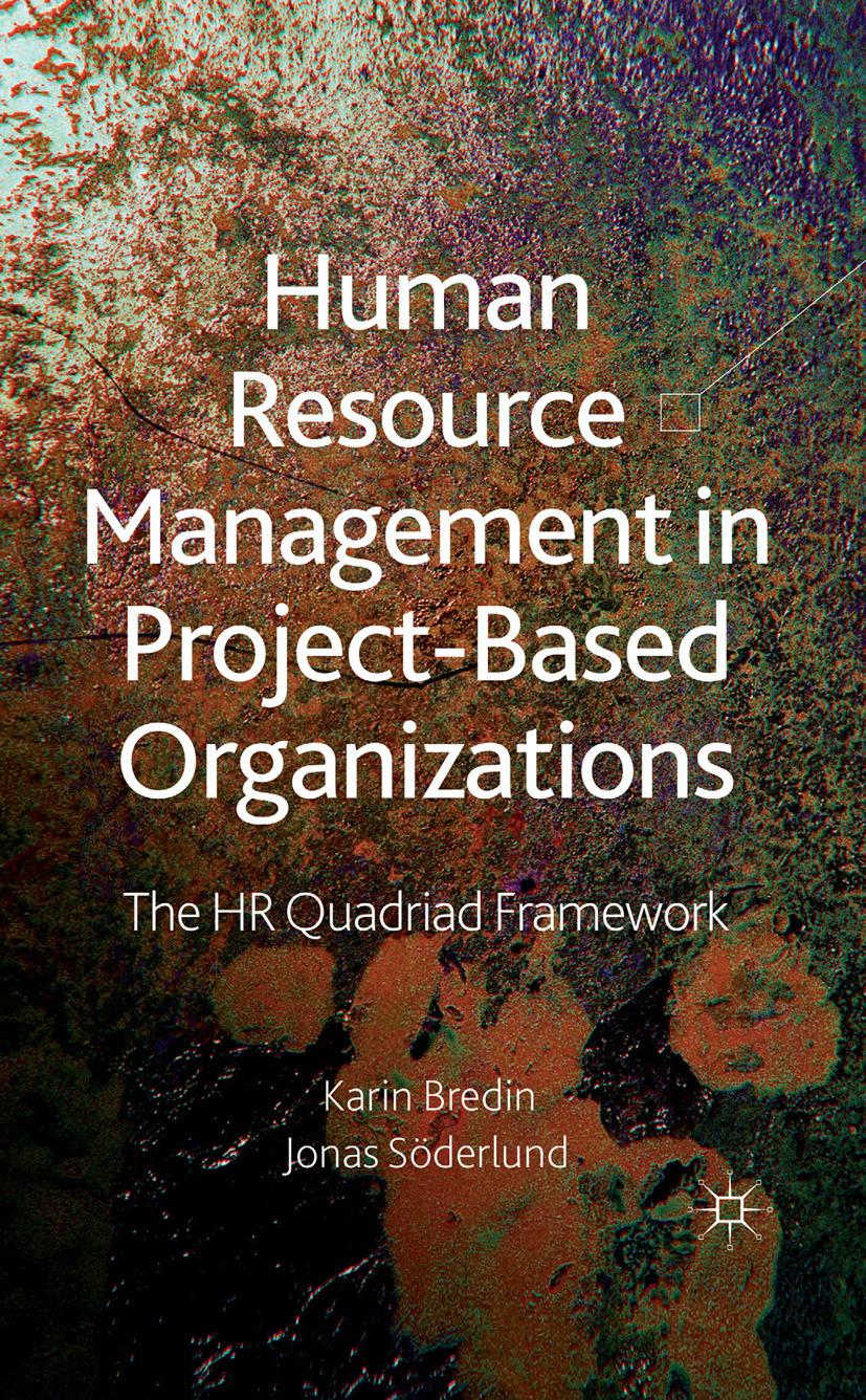 Bredin, Karin - Human Resource Management in Project-Based Organizations, ebook