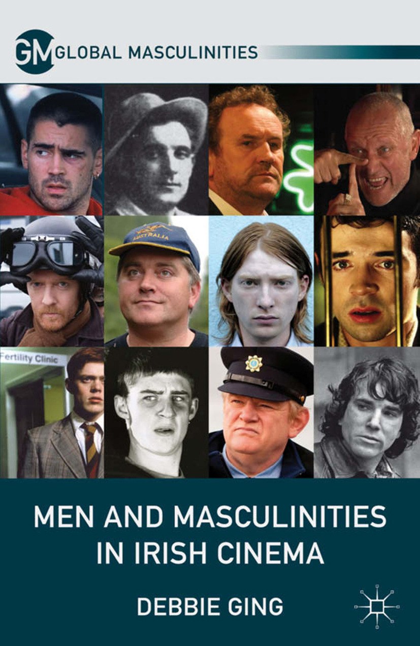 Ging, Debbie - Men and Masculinities in Irish Cinema, ebook