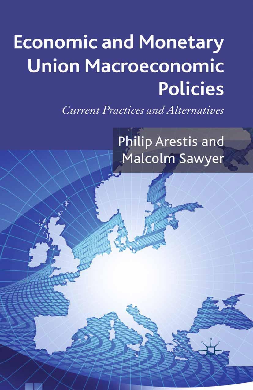 Arestis, Philip - Economic and Monetary Union Macroeconomic Policies, e-kirja