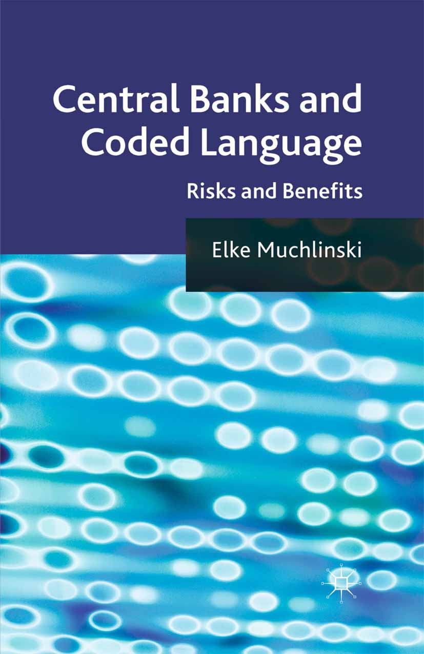 Muchlinski, Elke - Central Banks and Coded Language, ebook