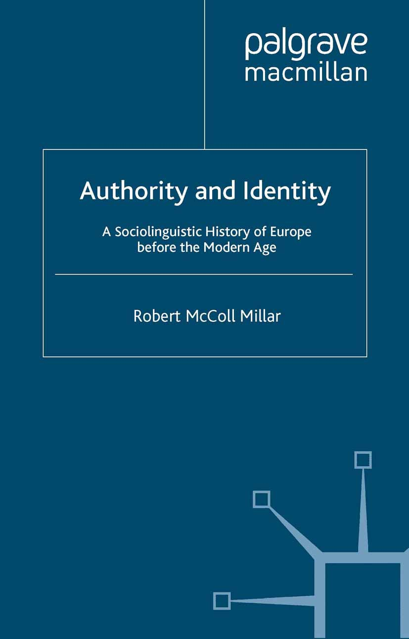 Millar, Robert McColl - Authority and Identity, ebook