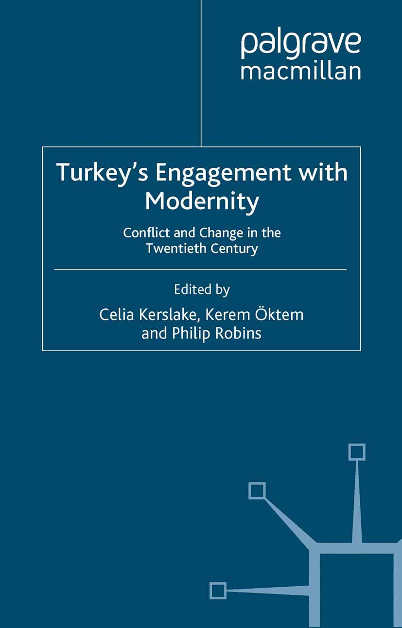 Kerslake, Celia - Turkey's Engagement with Modernity, e-bok