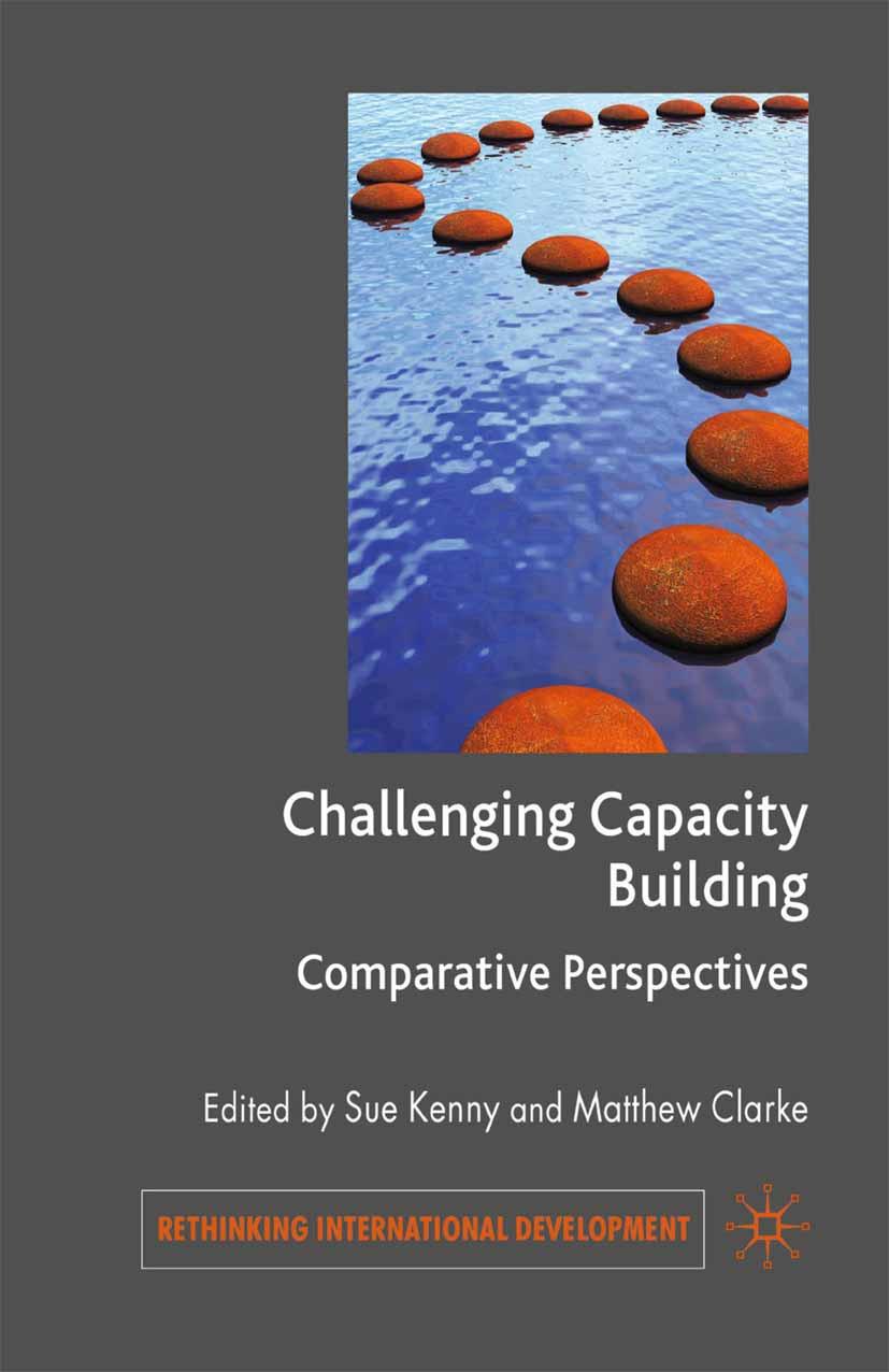Clarke, Matthew - Challenging Capacity Building, ebook