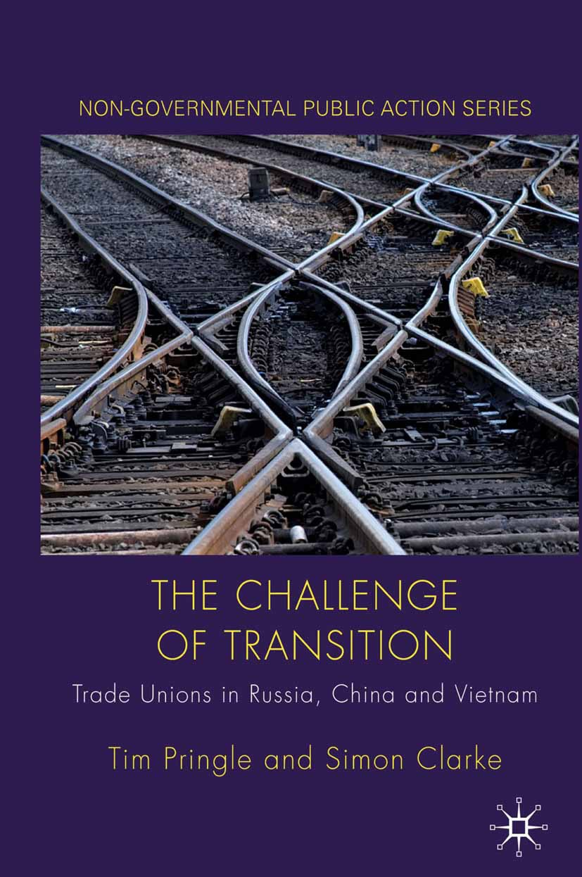 Clarke, Simon - The Challenge of Transition, ebook