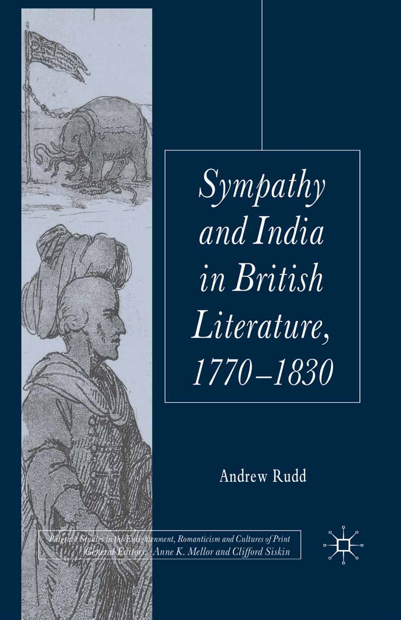 Rudd, Andrew - Sympathy and India in British Literature, 1770–1830, ebook