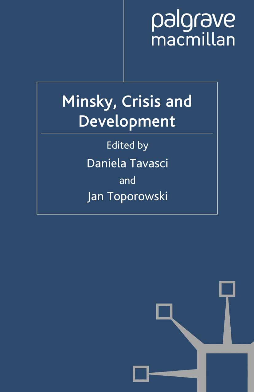 Tavasci, Daniela - Minsky, Crisis and Development, ebook