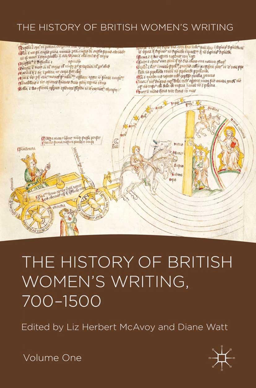 McAvoy, Liz Herbert - The History of British Women's Writing, 700–1500, e-bok