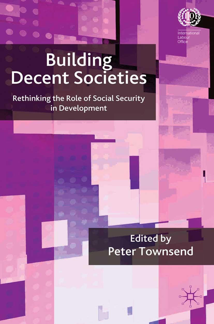 Townsend, Peter - Building Decent Societies, ebook