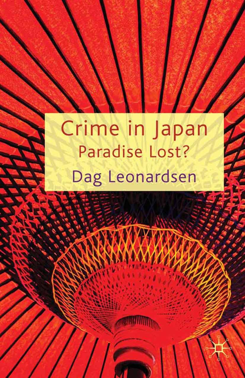 Leonardsen, Dag - Crime in Japan, ebook